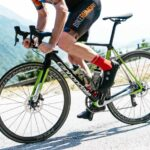 2018 Cannondale Synapse lightweight carbon endurance race road bike true endurance machinery photo by Gruber Images attacking