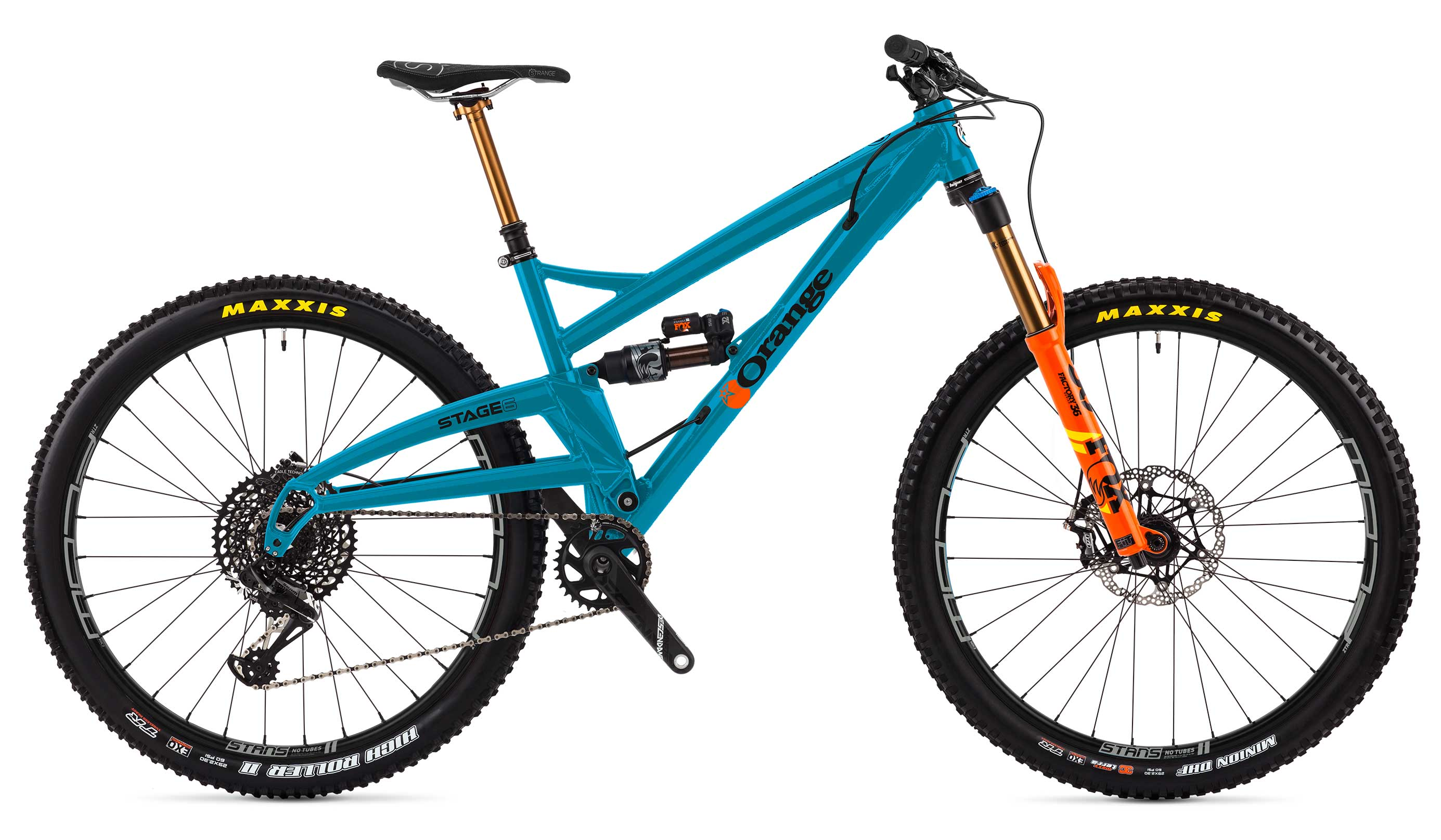 2019 Orange Stage 6 Factory Tropical