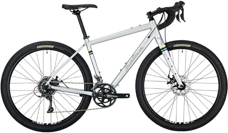 Bicicleta Salsa Journeyman Claris 650