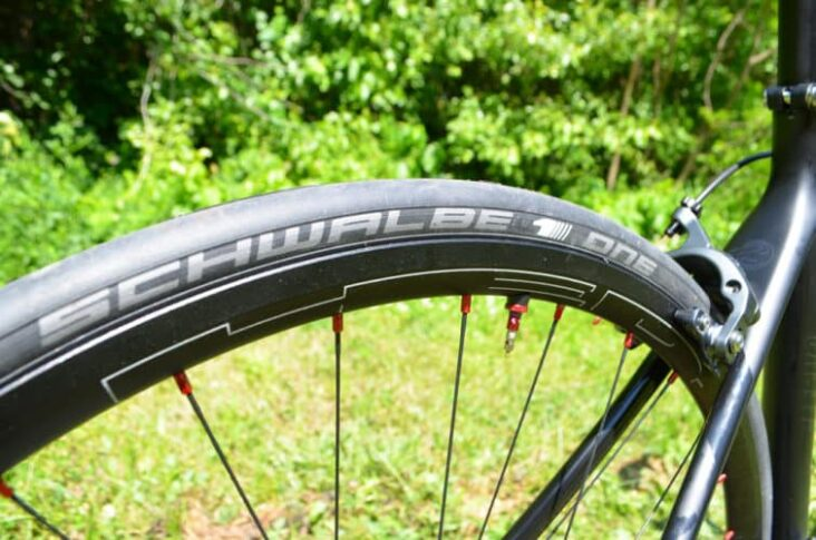 Schwalbe One Road Racing Tire Review