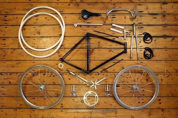 bikes anatomy