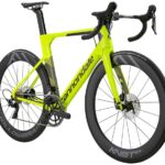 cannondale systemsix carbon dura ace 2019 road bike yellow EV338160 1000 2