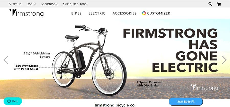 página de inicio de Companiestrong.com