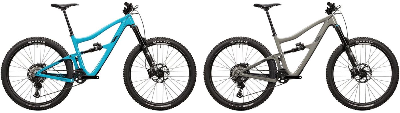 bicicletas de montaña ibis ripmo