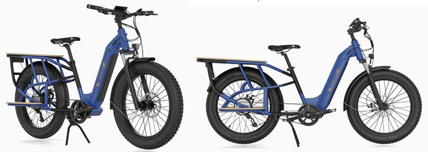 Bicicleta eléctrica híbrida quietkat sherpa paso a paso