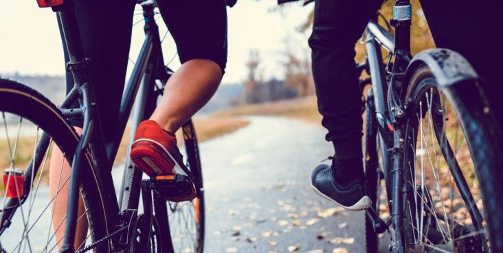 autumn cannot stop us from cycling royalty free image 1612364934