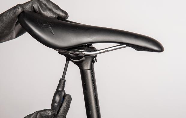 how to adjust your saddle step 1