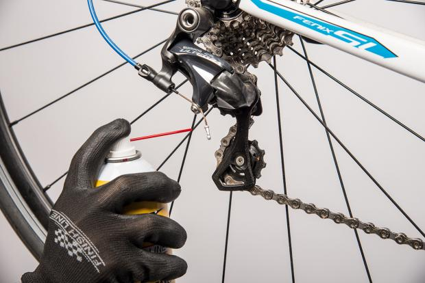 how to clean and lube your derailleurs 1 0