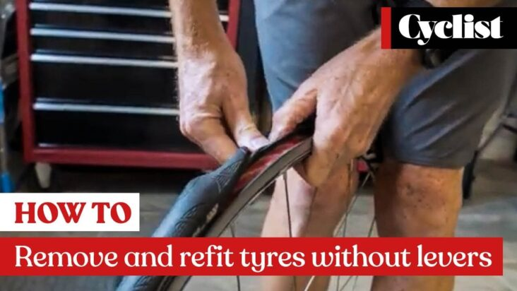how to remove and refit tyres thumbnail